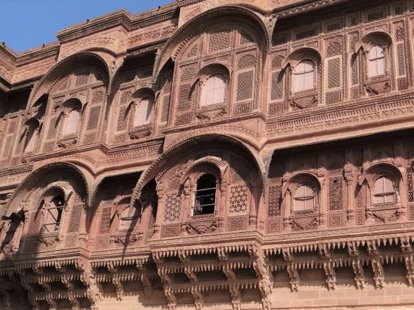 Jodhpur fenêtre en moucharabieh