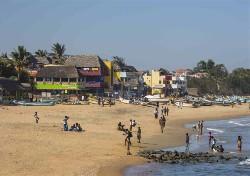 Plage de Mamallapuram