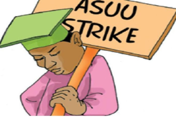 ASUU ABU Rejects FG Proposals, Vow To Continue Strike Until Demands Are Met