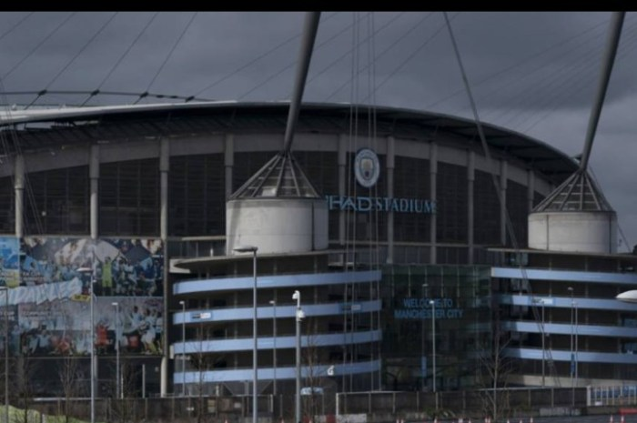 LIVERPOOL TO FACE MANCHESTER CITY AT ETIHAD AS COUNCIL RULES OUT NEED FOR NEUTRAL VENUE