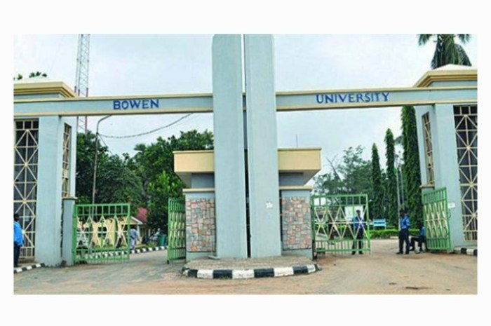 Bowen University Teaching Hospital (BUTH) Resumption Notice To 300 & 400 Levels Physiotherapy Students