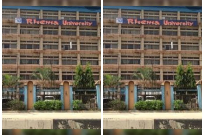 Updated: Official List of All Accredited Courses Offered In Rhema University (RHEMA)