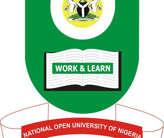 Covid19: National Open University to conduct virtual matriculation for new students