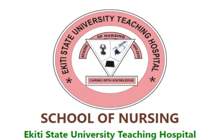 EKSU Teaching Hospital School Of Nursing Admission Form for 2020/2021 is Out