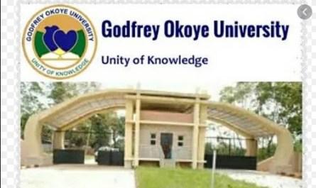 Godfrey Okoye University (GOUNI)