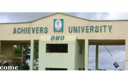 Achievers University Owo (AUO)