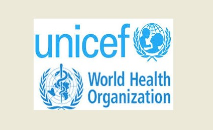 World Health Organization (WHO), United Nations Children's Fund (UNICEF)