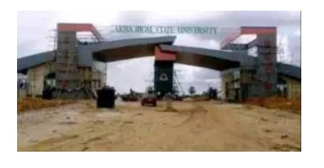 AKSU Renovates Main Gate In Readiness For Resumption
