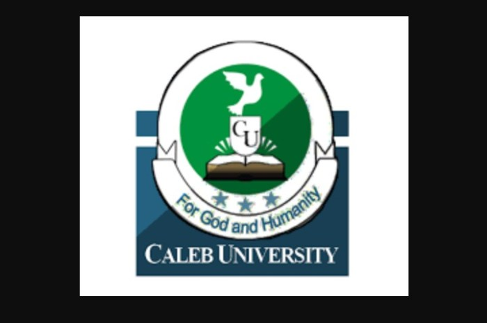 44 Bags First Class As Caleb University Graduates 1,158 Students