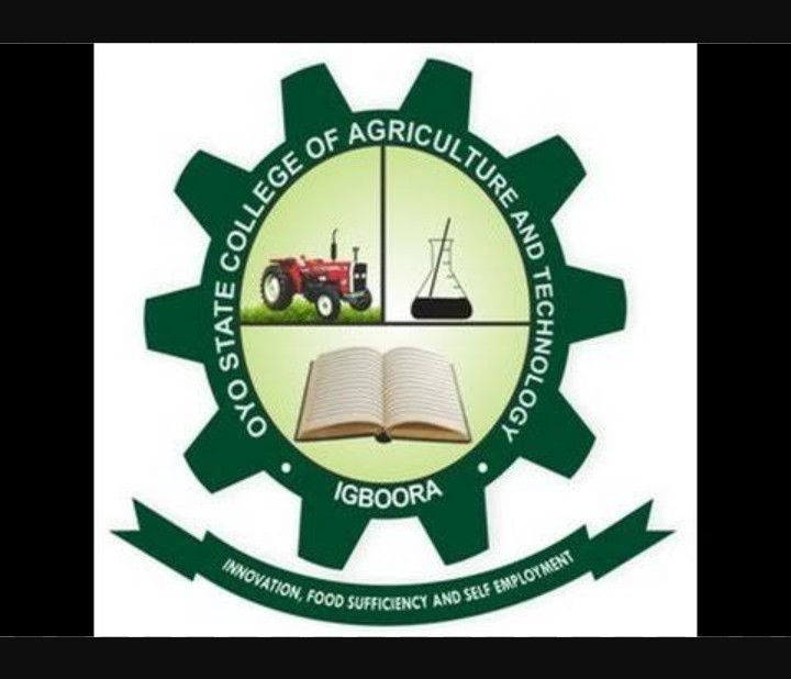 Oyo State College of Agriculture and Technology OYSCATECH