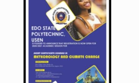 Edo State Polytechnic (EDOPOLY)