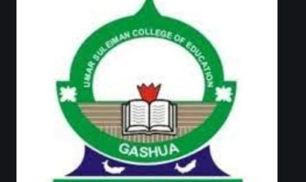 Umar Suleiman College of Education, Gashua (USCOEGA)