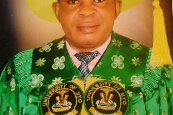 UNIUYO Governing Council Appoints Prof. Nyaudoh Ukpabio As New VC