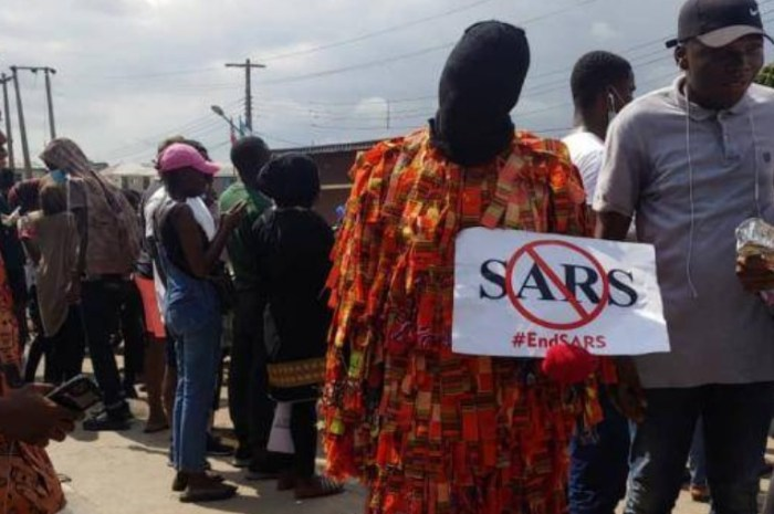 #EndSARS: Will Bachelors, HND As Minimum Entry Into Police Help?