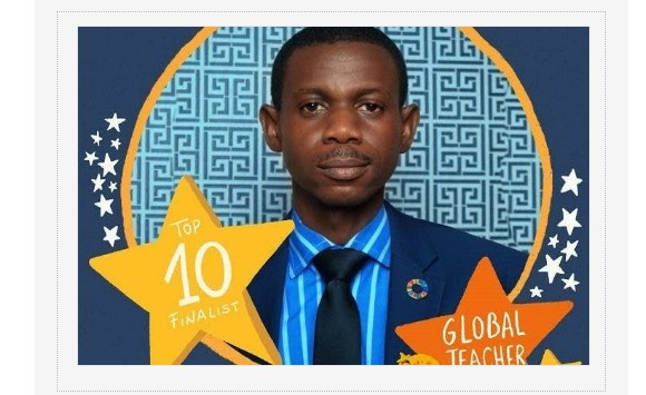 Nigerian Teacher, Opeifa, Among Top 10 for N384m global Teacher Prize