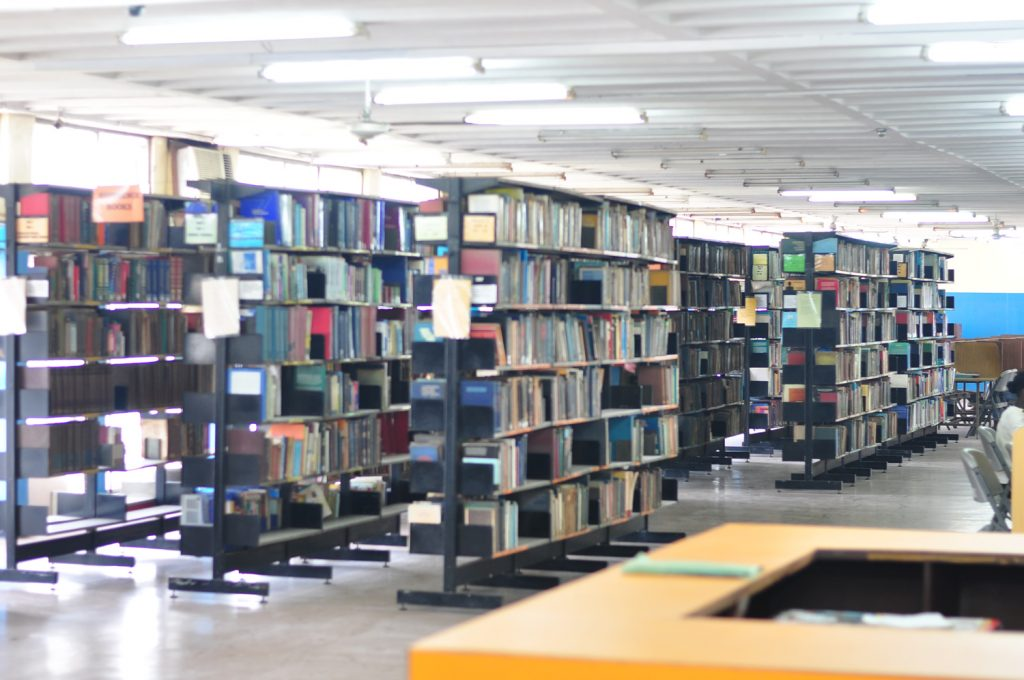 unilag library