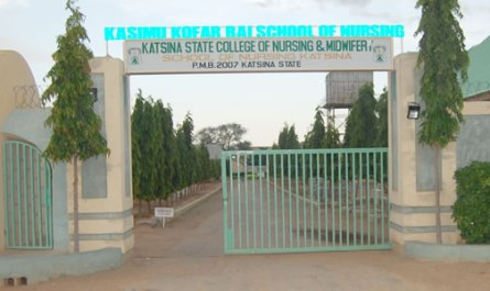 katsina college of nursing