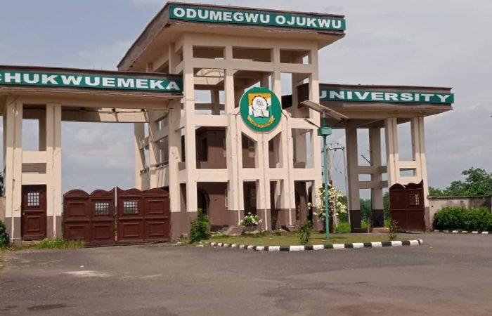 Admission Scam: Chukwuemeka Odumegwu Ojukwu University Alerts Prospects