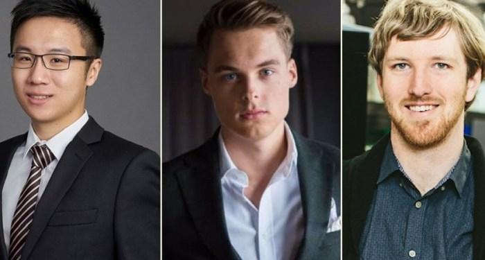 List of Top Ten (10) World Youngest Billionaires on Forbes Under 30 – 2021