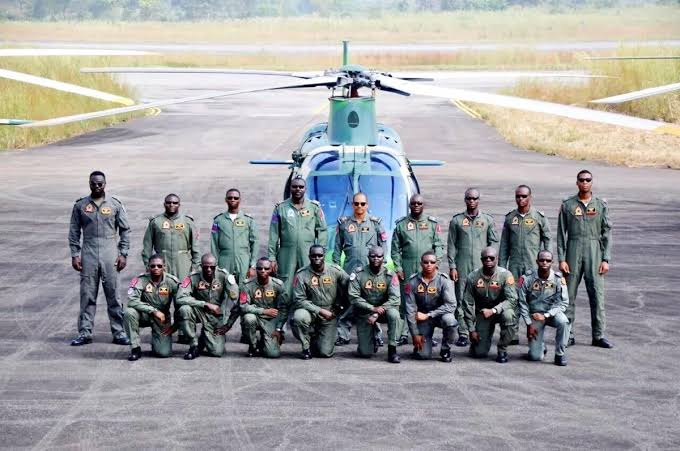 Nigerian Air force Ranks, Salaries and Insignia 2021