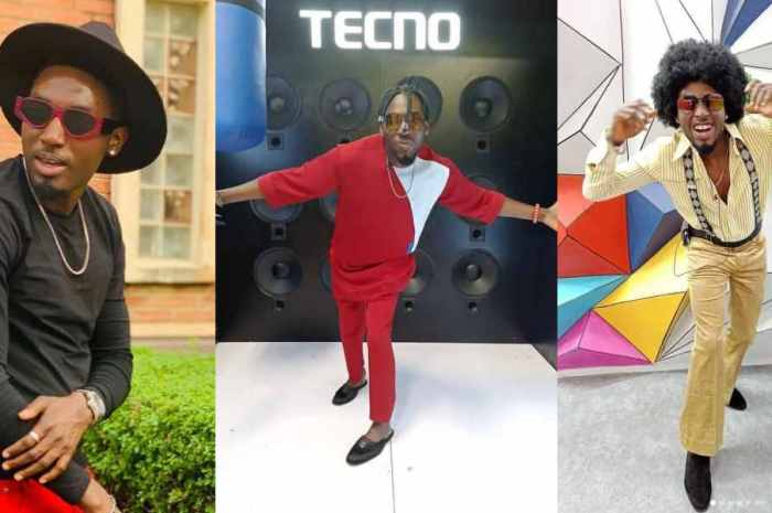 Jaypaul and Jackie B evicted from the Big Brother Naija house