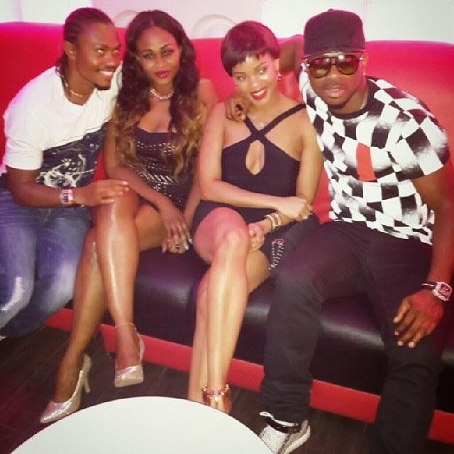 Joseph-yobo-wife-celebrate-anniversary4-yabaleftonlinecom