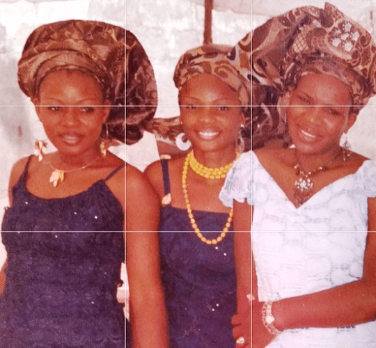 Throwback Photo Of Iyabo Ojo