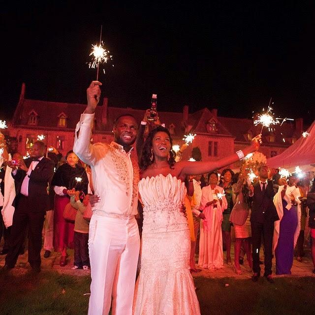Stephanie Okereke Celebrates 3rd Wedding Anniversary