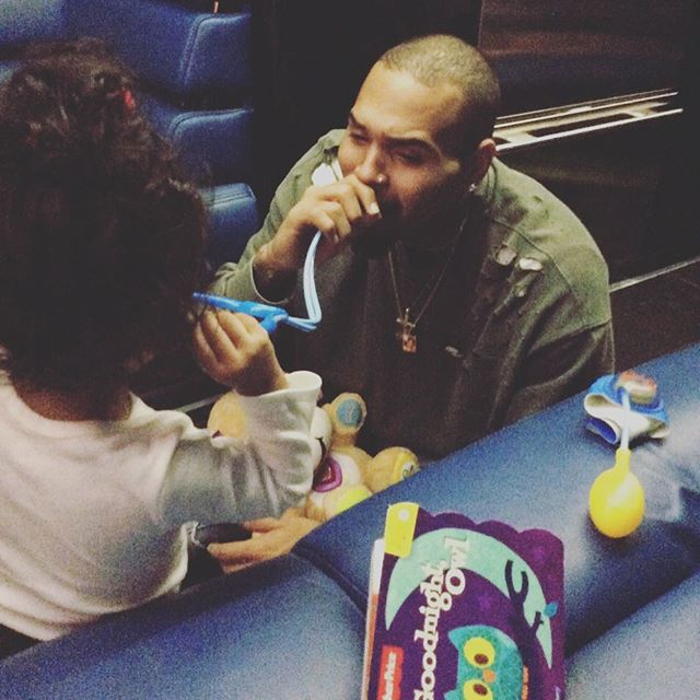 Chris Brown Blessings
