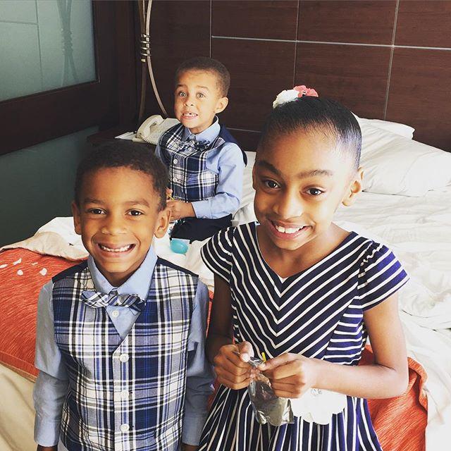 His Children