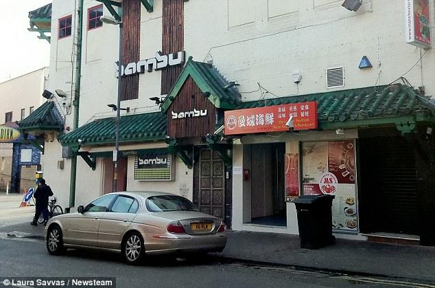 Birmingham BAmbu Bar1