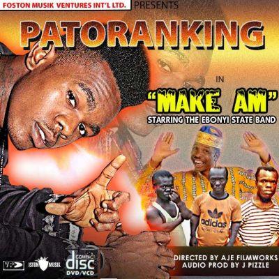 Patoranking-Make-Am
