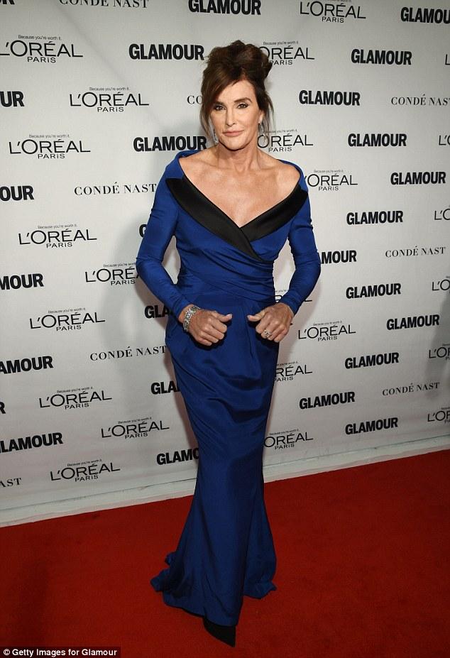 Caitlyn Jenner Woman Awards1