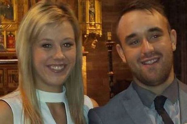 Dale-Joint-with-his-wife-to-be-Katie-McNamara