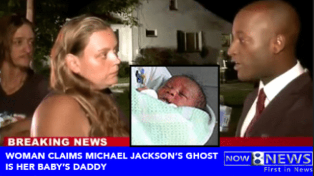 Impregnated By Michael Jackson