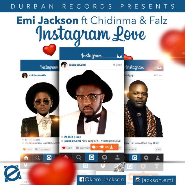 Emi Jackson Ft. Falz x Chidinma – Instagram Love, instagram love mp3, download instagram love, download instagram love mp3, emi jackson instagram love, emi jackson ft. falz and chidinma, instagram love ft falz and chidinma