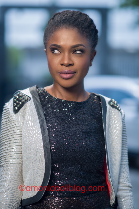 Actress Omoni Oboli Shared A Throwback Picture Of Herself As A Teenager
