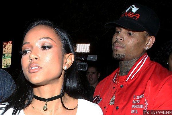 Chris Brown BLASTS Karrueche Tran and Her Manager, Karrueche Claps Back!