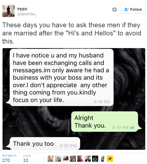Married and chat