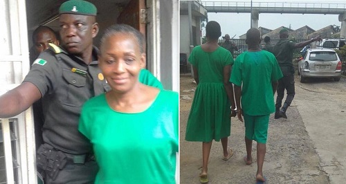 Kemi Olunloyo Finally Released
