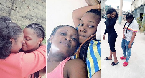Here Are More Photos Of The Delta Based Lesbian Couples Who Went Viral After Pictures Of Them Loved Up Went Was Shared On Facebook