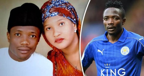 Ahmed Musa divorces wife