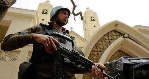 Gunmen attack bus carrying Christians
