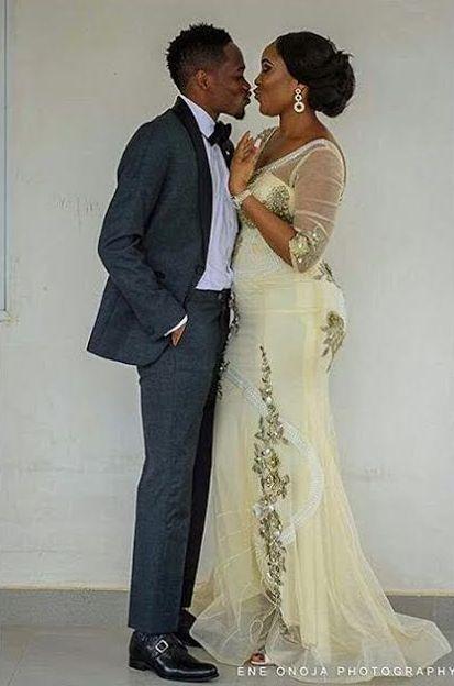 Ahmed Musa's wedding