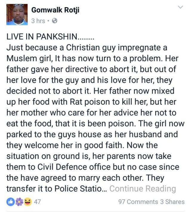 df684ddb60b Nigerian Muslim Father Attempts Killing Daughter