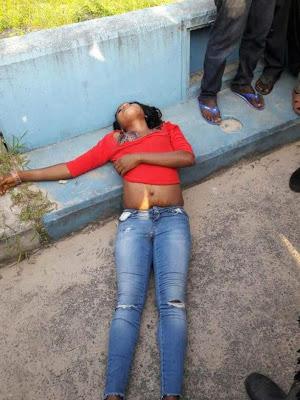woman murdered