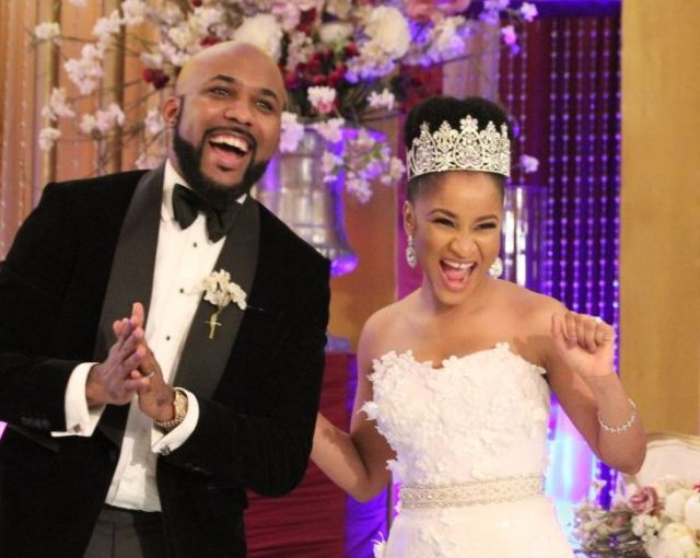 Adesua Etomi reminds Banky W