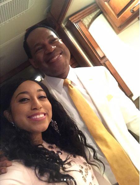 Sharon Oyakhilome shares selfie