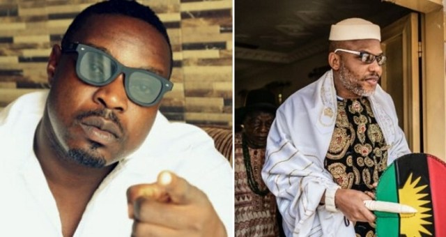 """Nnamdi Kanu Is Fighting A Very Good Cause In A Very Bad Way"" – Eedris Abdulkareem."