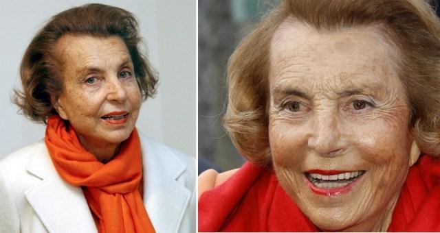 Liliane Betterncourt dies